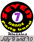 Live Dance Music in Athens with Seven 7 at Klassics