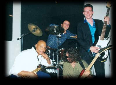 Dance Cover Band Rhythm Eclipse became Seven 7 June of 2003  This is the orginal Rhythm Eclips Line up